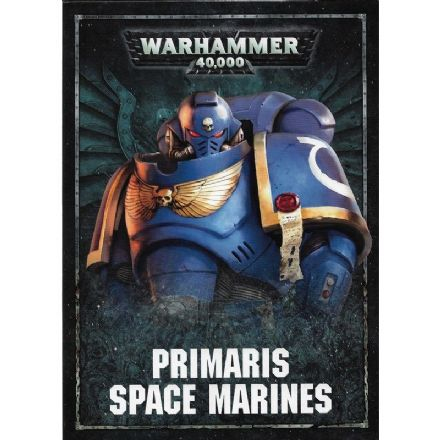 Primaris Space Marines rules from Dark Imperium
